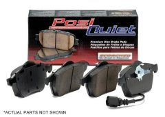 PosiQuiet Ceramic Pads, MQB Golf R/S3, Rear, 105.17610