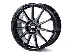 Neuspeed RSe11 18x8.5, et45, PVD Black