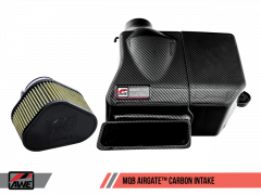 AWE AIRGATE CARBON INTAKE W/ LID FOR AUDI / VW MQB