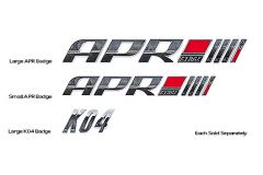 APR Tuned Emblem - Small, A1000002