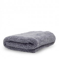 ADAM'S POLISHES BORDERLESS GREY EDGELESS TOWEL