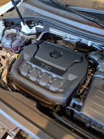 Gen 3 TSI Engine Cover with studs, 06K103925CL