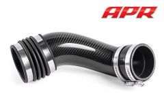APR Carbon Fiber Turbo Inlet Pipe - 1.8T/2.0T EA888 Gen 3 MQB, CI100033B