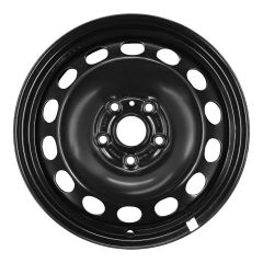 "16"" OEM Steel Wheel, black, 5K0601027A03C"