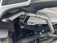 Tiggy Pipe muffler delete for MQB Tiguan
